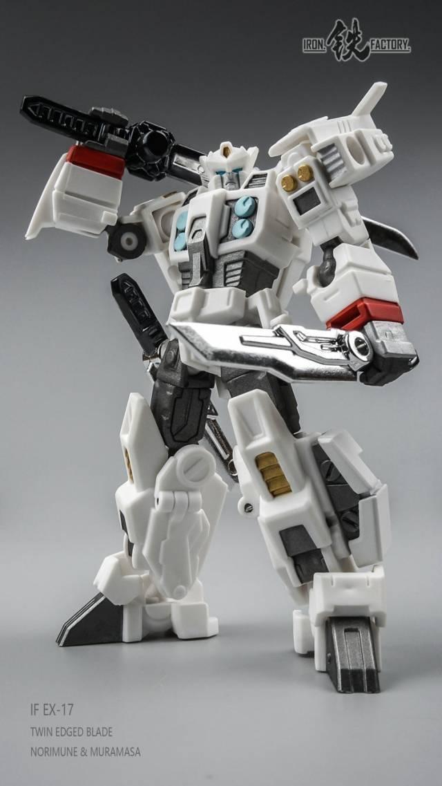 IronFactory - IF-EX17S-Muramasa-White - MIB