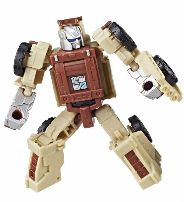 Transformers Power of the Primes - Legends Outback