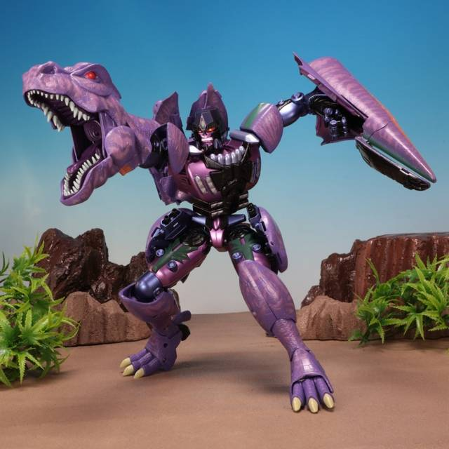 Transformers Masterpiece - MP-43 Megatron - Beast Wars