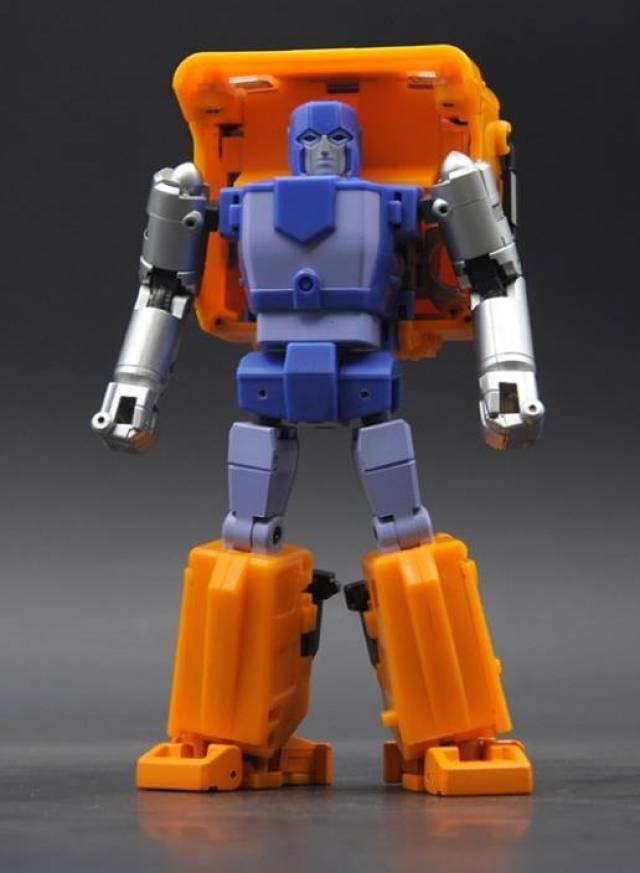 Badcube - Old Time Series - OTS-01 Huff - MIB