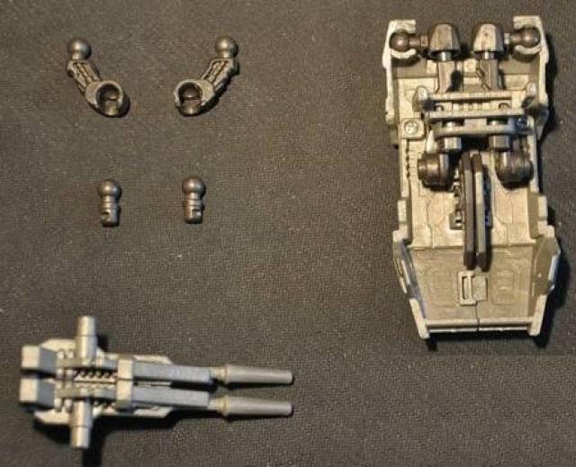 Iron Factory - IF-EX01 FOC Grimlock Add-On - MIB
