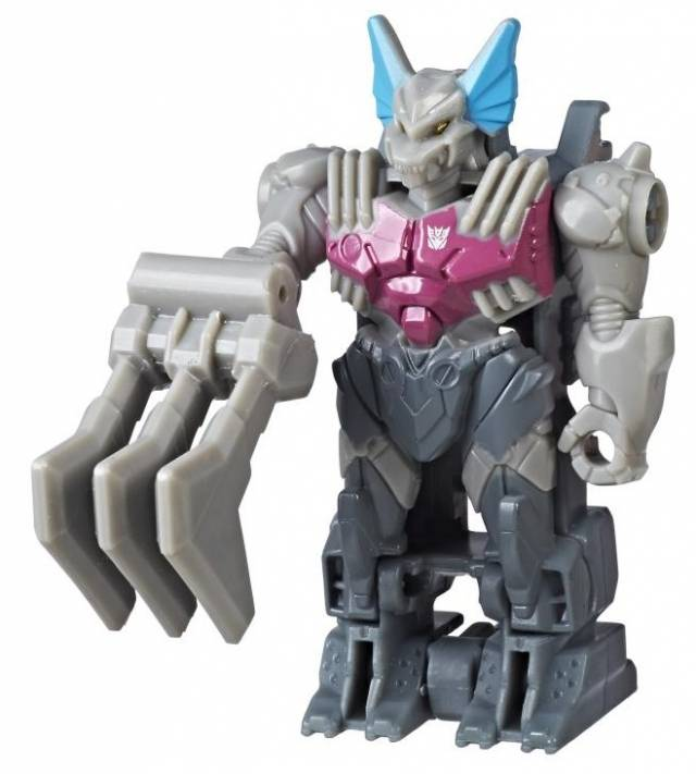 Transformers Power of the Primes - Masters - Megatronus with Bomb Burst Armor