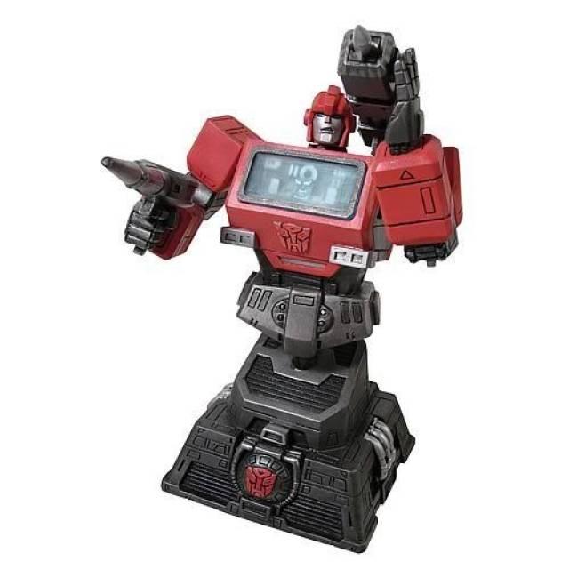 Transformers G1 Ironhide Bust