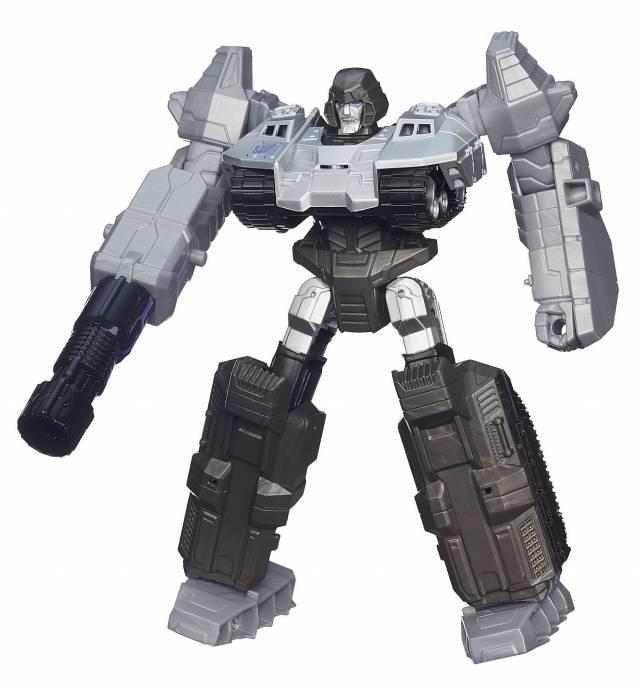 Transformers Generations - Cyber Battalion - Megatron