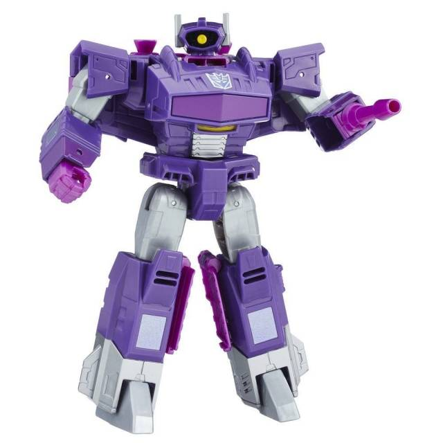Transformers Generations - Cyber Battalion - Shockwave