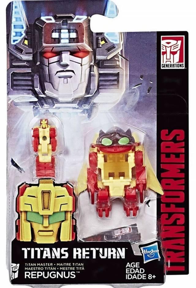 Titans Return 2017 - Titan Masters Repugnus - MOSC