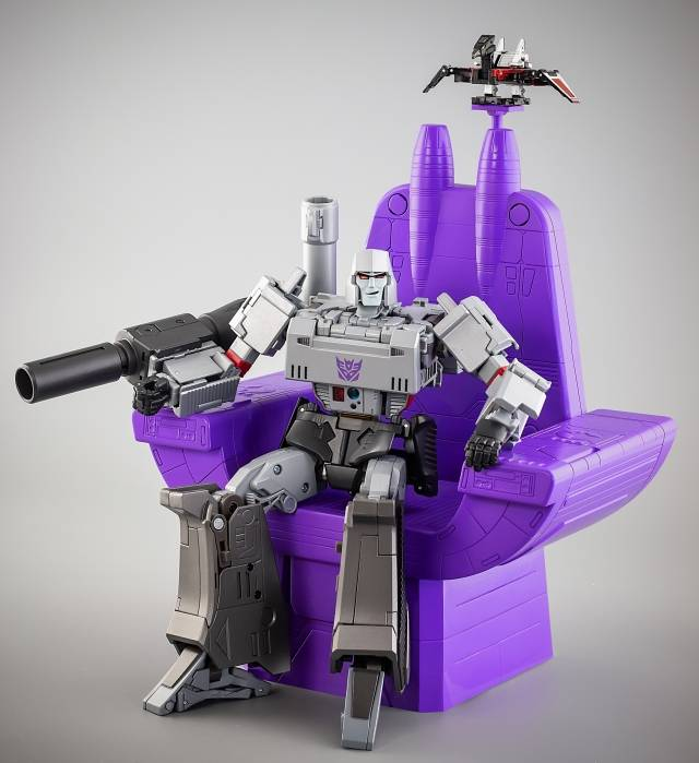 Maas Toys - MA-001 Tyrant Throne
