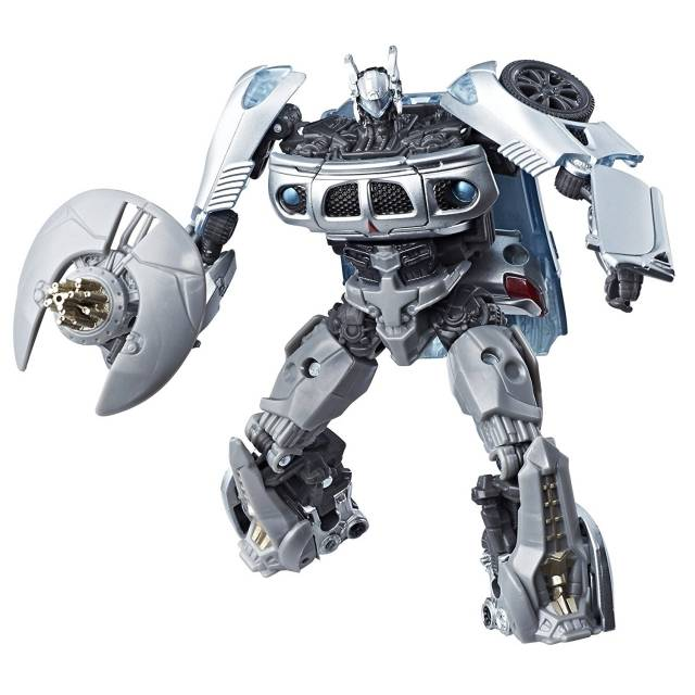 Transformers Studio Series 10 - Movie 2 - Deluxe Class Jazz - MIB