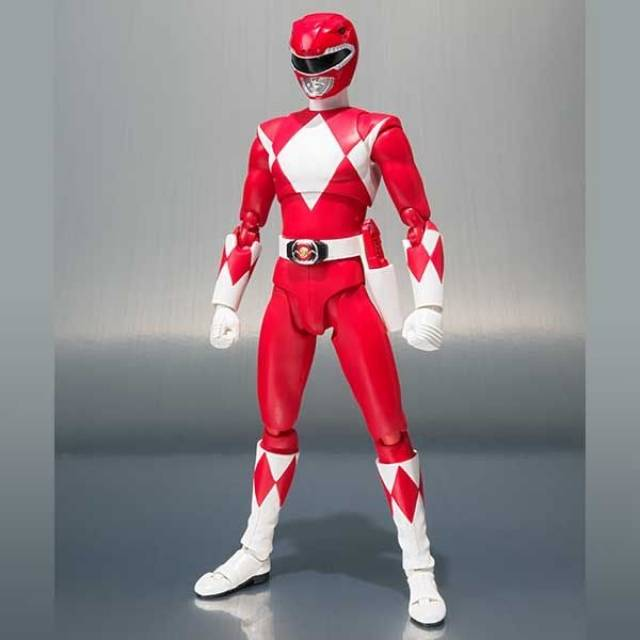 S.H. Figuarts - Mighty Morphin - Power Rangers - Red Ranger