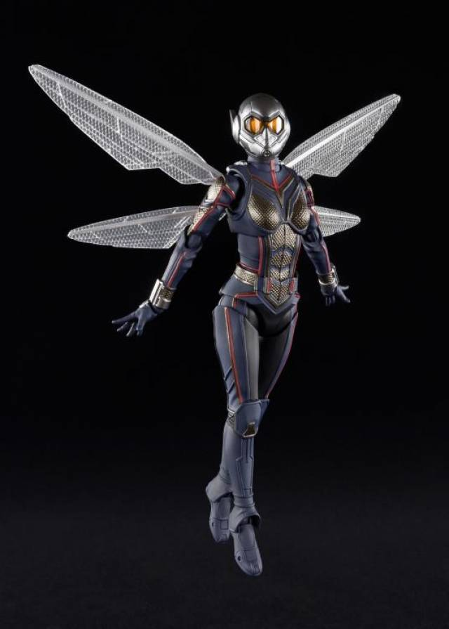 S.H.Figuarts - Wasp & Tamashii Stage - Ant-Man And The Wasp
