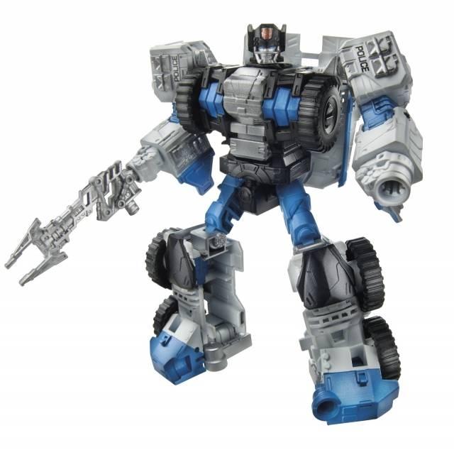 Combiner Wars 2015 - Deluxe Protectobot Rook - MOC
