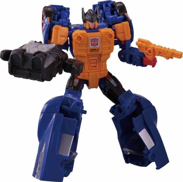 Transformers Power of Prime - PP-44 Punch / Counterpunch