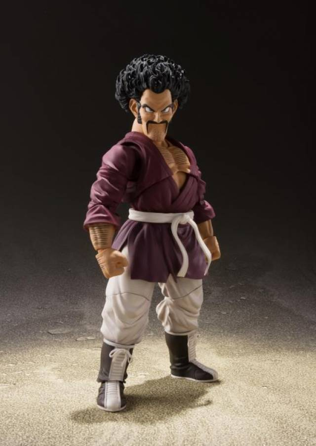 S.H. Figuarts - Dragon Ball Z - Mr Satan
