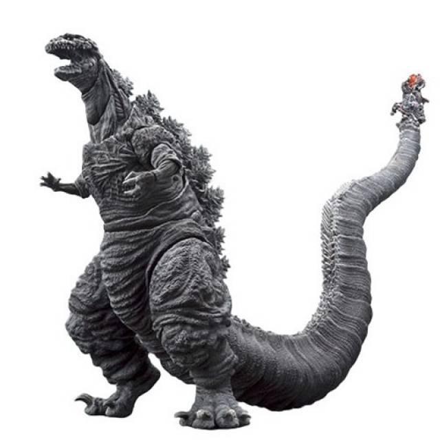 Shin Godzilla 2016 The Fourth Frozen Version