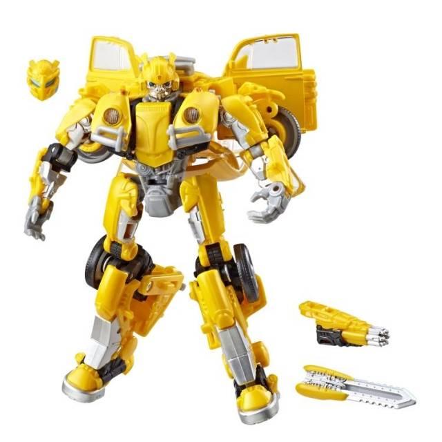 Transformers Studio Series 18 - Deluxe Bumblebee - VW Beetle