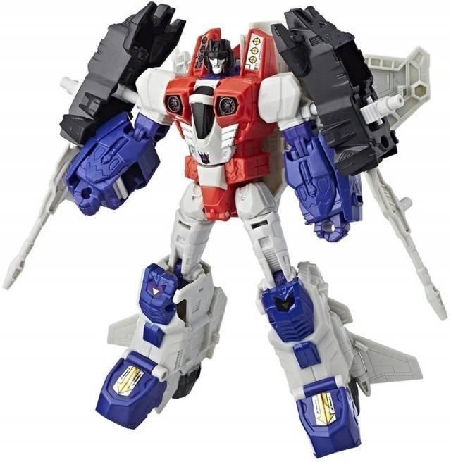 Transformers Power of the Primes - Voyager Starscream - MIB