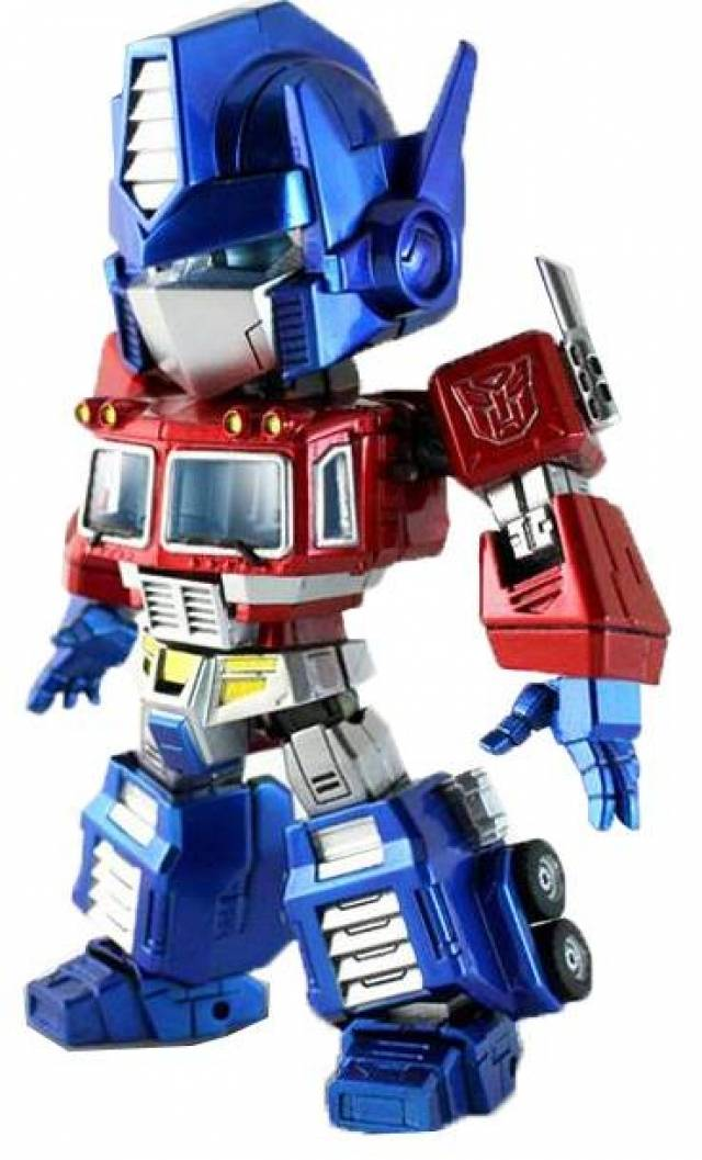 Kids logic - MN-01 Mecha Nations Optimus Prime - MIB