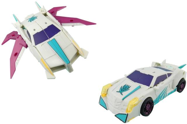 Botcon 2014 - Pounce & Wingspan - Souvenir Set - Loose 100% Complete