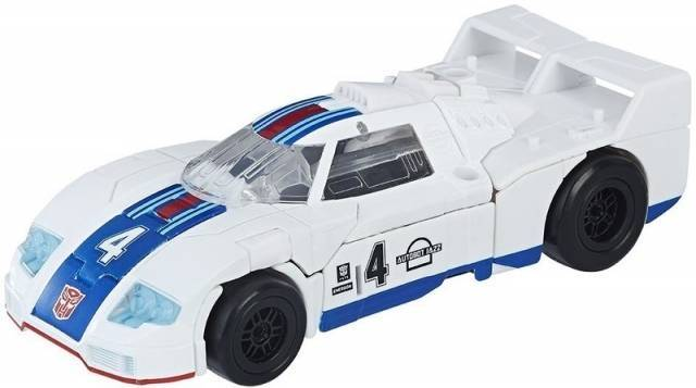 Transformers Power of the Primes - Deluxe Jazz - Loose Complete