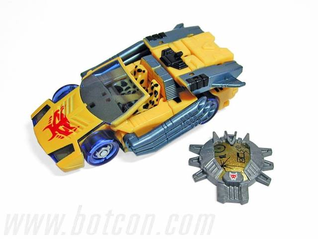 Botcon 2006 - Dawn of Futures Past - Cheetor - Loose Complete