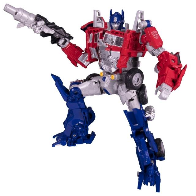 Transformers Bumblebee - Legendary Optimus Prime