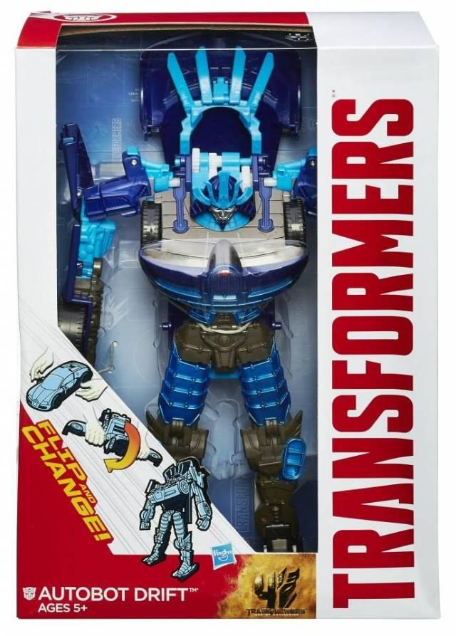 Transformers AOE - Flip & Change Drift - MISB