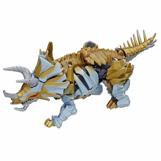 Transformers The Last Knight Premier - Deluxe Dinobot Slug - Loose Complete
