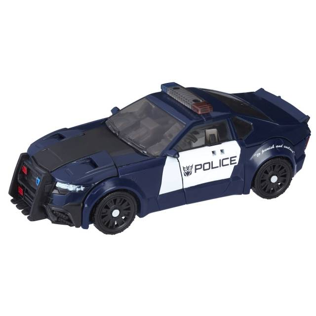 Transformers The Last Knight - Deluxe Barricade - Loose Complete