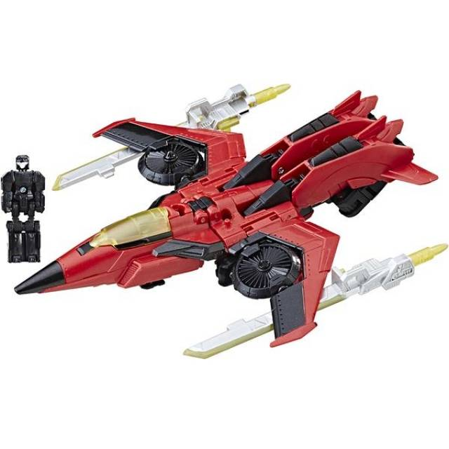 Transformers Titans Return - Deluxe Windblade & Scorchfire - Loose Complete