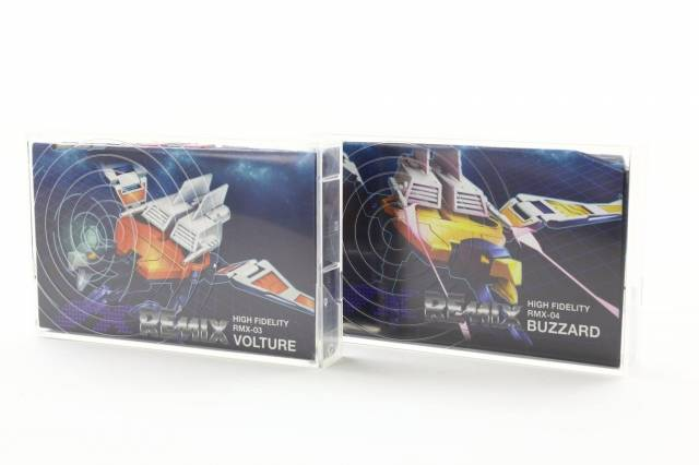 MMC - Ocular Max - Volture & Buzzard 2pack Premium Edition - MIB