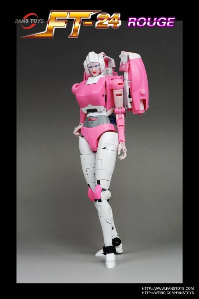 Fans Toys FT-24 Rouge - MIB