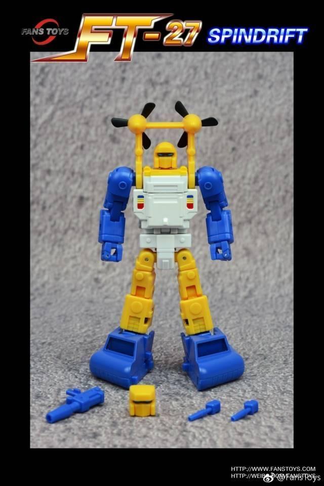 Fans Toys FT-27 - Spindrift - MIB