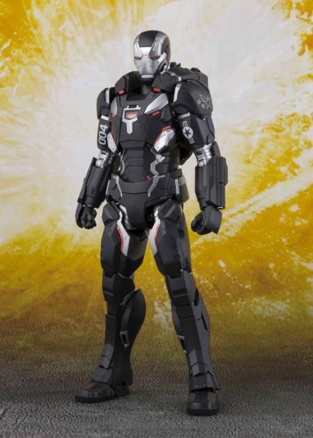 S.H. Figuarts - Avengers - Infinity War - War Machine Mark IV