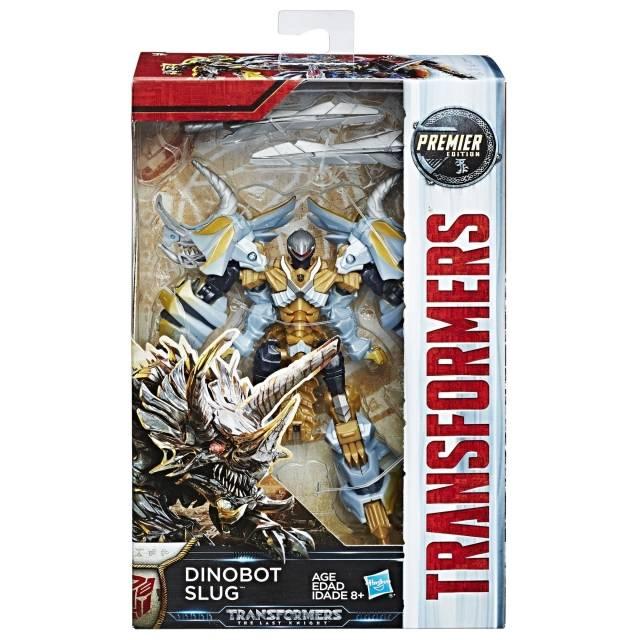 Transformers The Last Knight Premier - Dinobot Slug - MISB