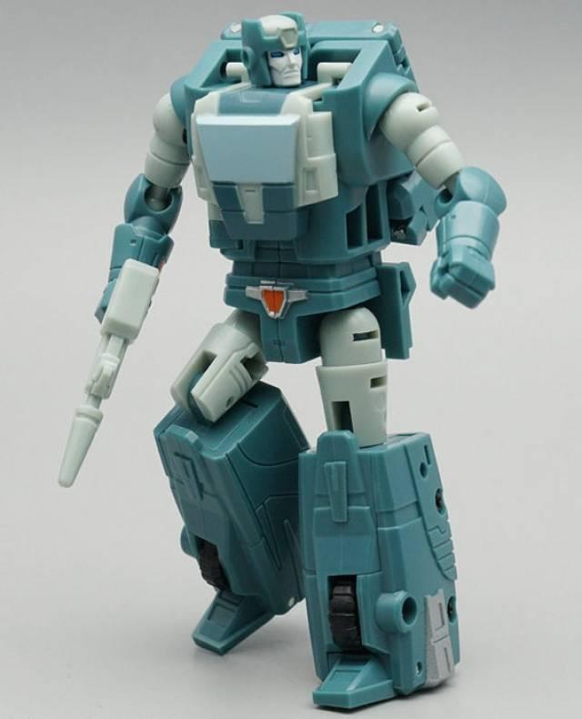Mech Fans Toys - MF-37 Veteran
