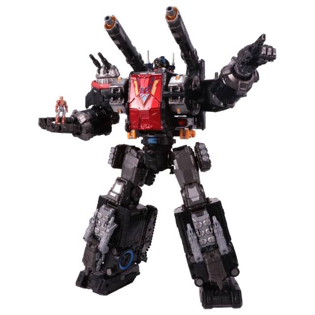 Diaclone Reboot - DA-33 Big Powered GV Destroyer