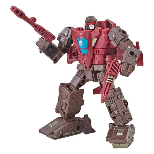 Transformers Generations War for Cybertron: Siege Deluxe Skytread