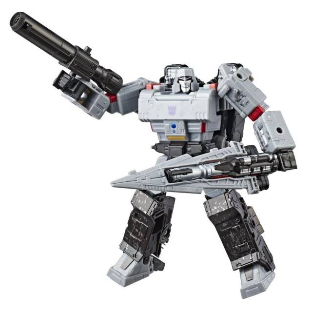 Transformers War for Cybertron: Siege Voyager Class Megatron