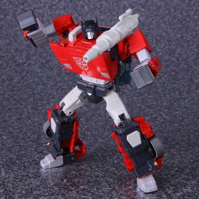 Transformers Masterpiece MP-12+ Sideswipe Lambor - Reissue - MISB