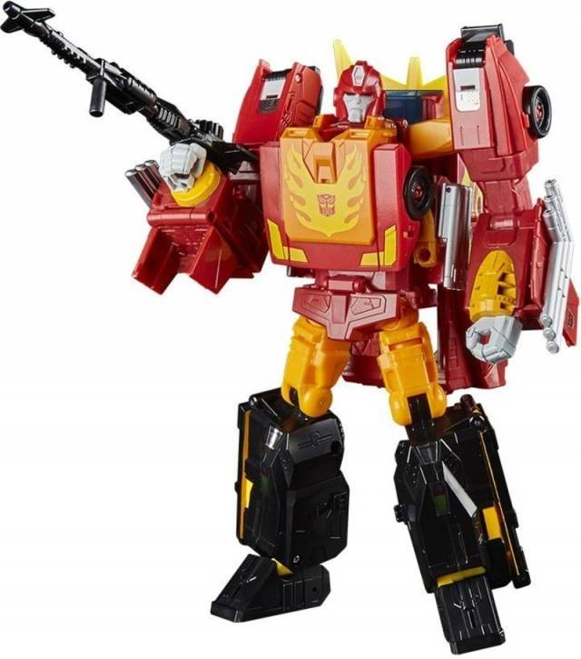 Transformers Power of the Primes - Leader Rodimus - MIB