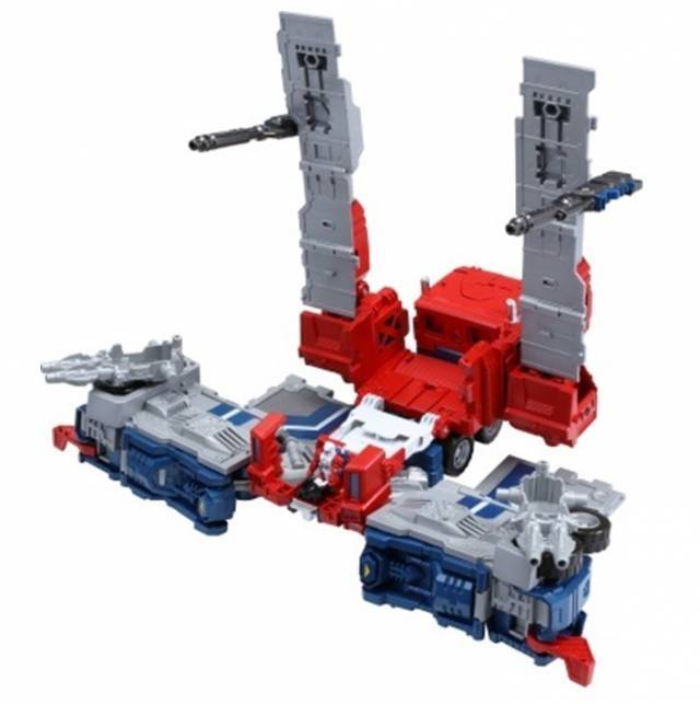 Transformers Legends Series - LG35 Super Ginrai - MISB