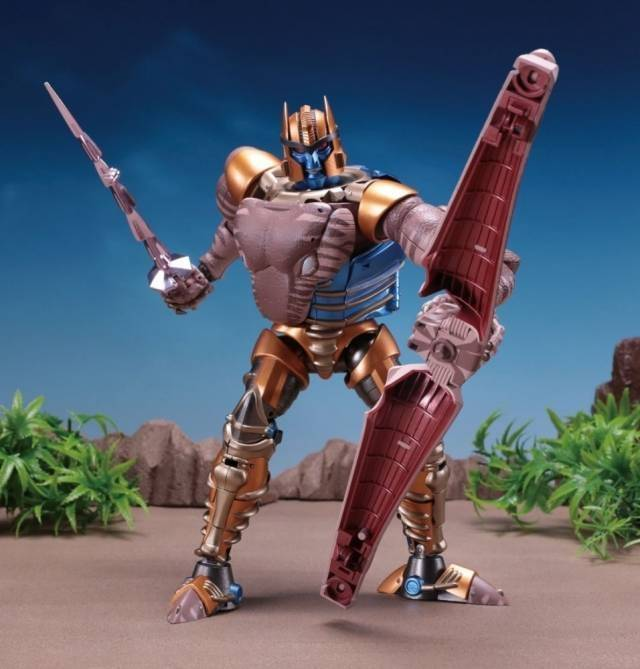 Transformers Masterpiece - MP-41 Dinobot - Beast Wars - MISB