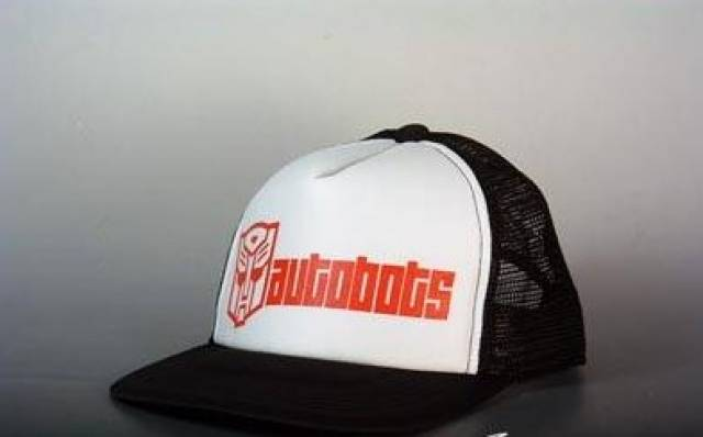 Japanese Transformers Animated - Official Autobot Hat
