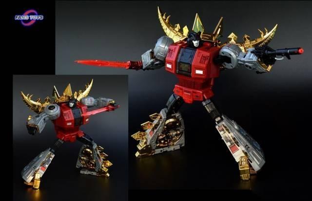 FansToys FT-06 Sever - Iron Dibots No.3 - MISB