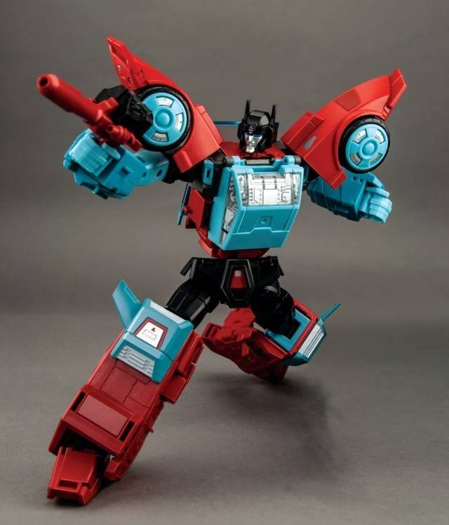 Make Toys - MTRM-06 ContactShot w/ Targetwarrior - MIB