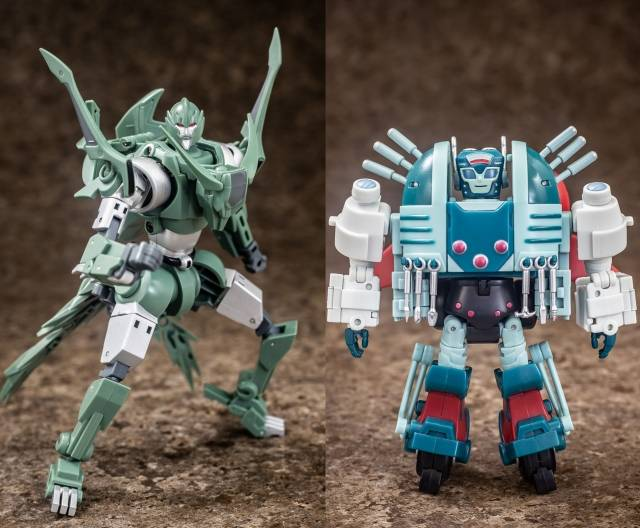 Mastermind Creations - Reformatted R-38 Foxwire & Ni 2-pack