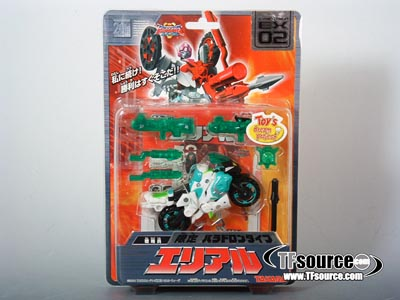 Superlink - EX-02 - Toy Dream Project - Ariel - MOSC