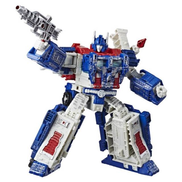 Transformers War for Cybertron Siege: Leader Ultra Magnus