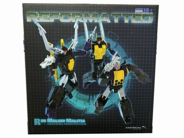 Mastermind Creations - R-26 Malum Malitia - Set of 3 - MIB