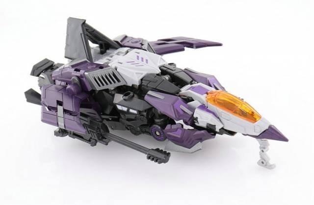 Planet X - PX-13 Querella - Loose 100% Complete